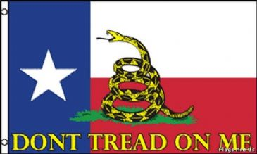 Texas  (Don't Tread On Me)